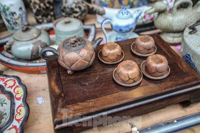 'Thời ông bà anh' ở phiên chợ Tết kỳ lạ đất Hà Thành ảnh 9
