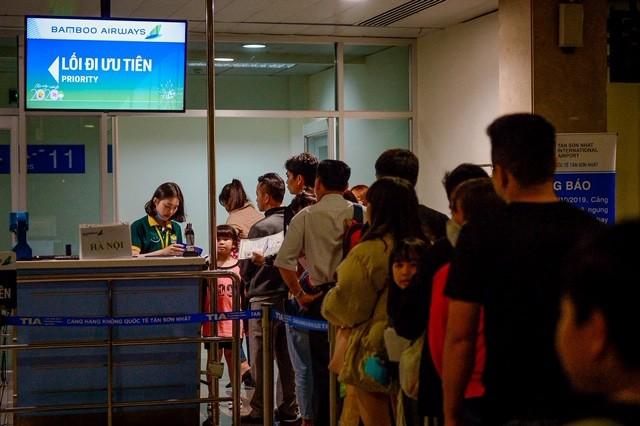 Bamboo Airways tặng 1.000 món quà lì xì tới hành khách đầu năm Canh Tý 2020 ảnh 1