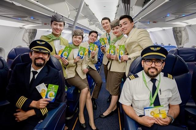 Bamboo Airways tặng 1.000 món quà lì xì tới hành khách đầu năm Canh Tý 2020 ảnh 7