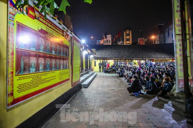 Cảnh tượng không ngờ tại lễ cầu an chùa Phúc Khánh ảnh 3