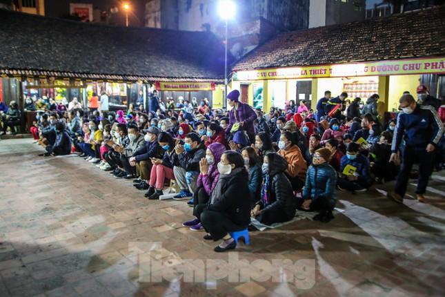 Cảnh tượng không ngờ tại lễ cầu an chùa Phúc Khánh ảnh 4