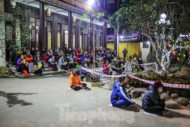 Cảnh tượng không ngờ tại lễ cầu an chùa Phúc Khánh ảnh 5