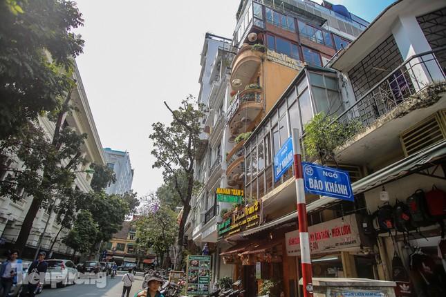 Những tuyến phố đắt đỏ có giá đất cả tỷ đồng/m2 ở Hà Nội ảnh 5