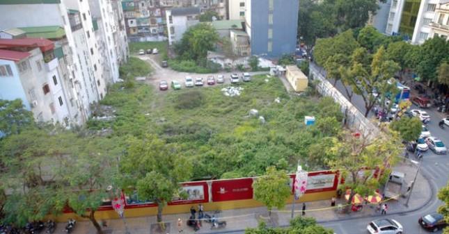 Những tuyến phố đắt đỏ có giá đất cả tỷ đồng/m2 ở Hà Nội ảnh 13