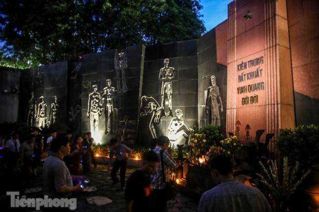 Trải nghiệm đêm tại Di tích Nhà tù Hỏa Lò ảnh 14