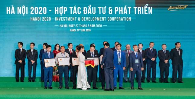 Sunshine Empire lọt Top dự án có tổng mức đầu tư lớn nhất Hà Nội ảnh 3