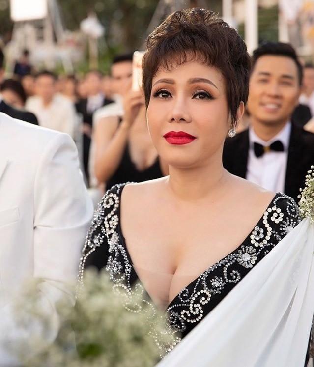 Việt Hương: 'Gia tài đủ ăn cả đời' là phát ngôn lúc bức xúc của tôi ảnh 2