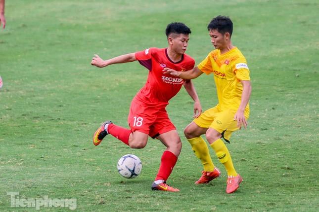Lấy điểm với thầy Park, U22 Việt Nam đấu tập mà như đánh trận ảnh 12