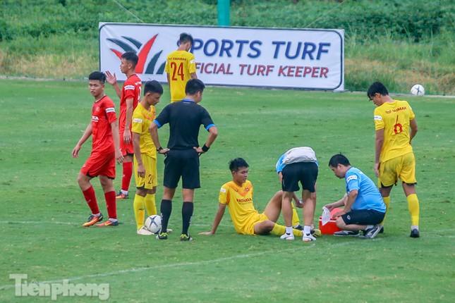 Lấy điểm với thầy Park, U22 Việt Nam đấu tập mà như đánh trận ảnh 14