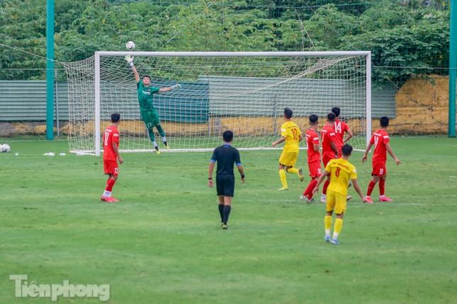 Lấy điểm với thầy Park, U22 Việt Nam đấu tập mà như đánh trận ảnh 15