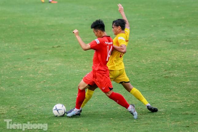 Lấy điểm với thầy Park, U22 Việt Nam đấu tập mà như đánh trận ảnh 5