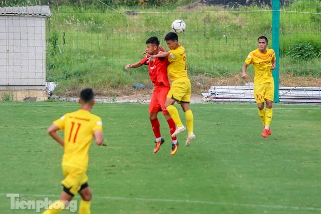 Lấy điểm với thầy Park, U22 Việt Nam đấu tập mà như đánh trận ảnh 6