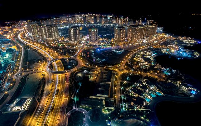 Những đô thị tiến biển đình đám nhất thế giới ảnh 2