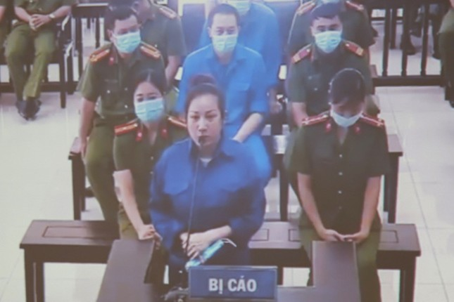 Vợ Đường 'Nhuệ' hầu tòa ảnh 1