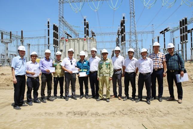 Đường dây 500 kV Dốc Sỏi – Pleiku 2: Phấn đấu hoàn thành đúng tiến độ ảnh 2