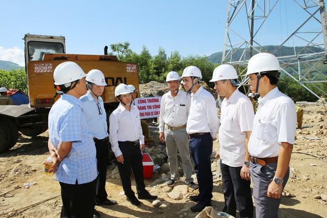 Đường dây 500 kV Dốc Sỏi – Pleiku 2: Phấn đấu hoàn thành đúng tiến độ ảnh 3