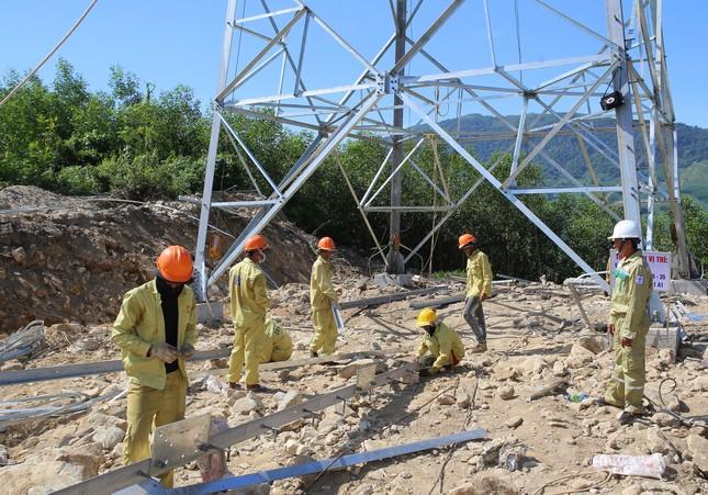 Đường dây 500 kV Dốc Sỏi – Pleiku 2: Phấn đấu hoàn thành đúng tiến độ ảnh 4
