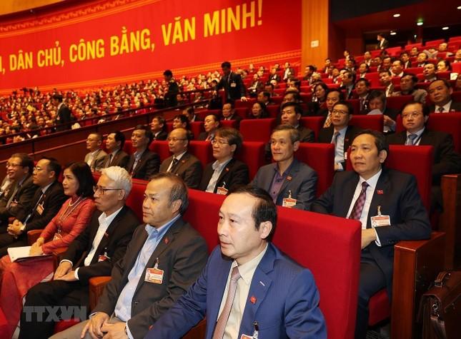 Cận cảnh phiên thảo luận các văn kiện Đại hội XIII của Đảng ảnh 14