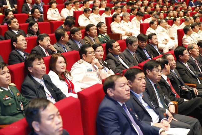 Cận cảnh phiên thảo luận các văn kiện Đại hội XIII của Đảng ảnh 17
