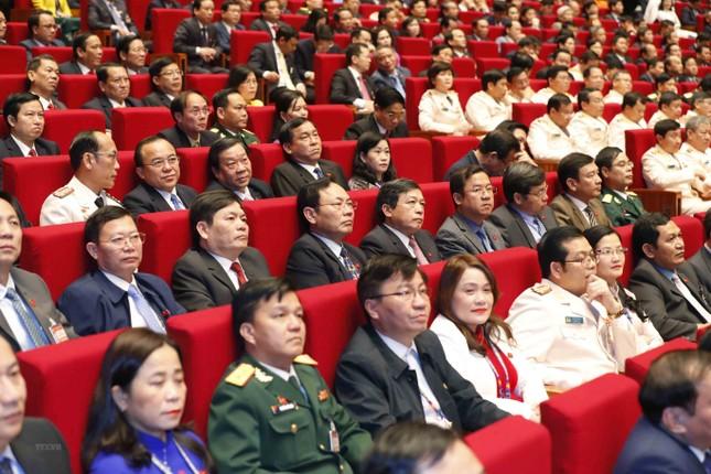 Cận cảnh phiên thảo luận các văn kiện Đại hội XIII của Đảng ảnh 19