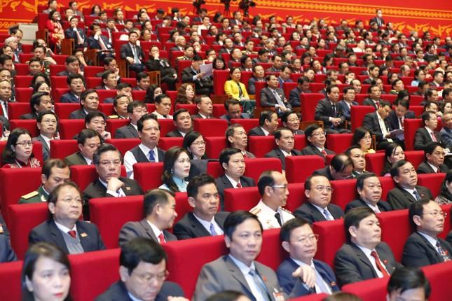 Cận cảnh phiên thảo luận các văn kiện Đại hội XIII của Đảng ảnh 21
