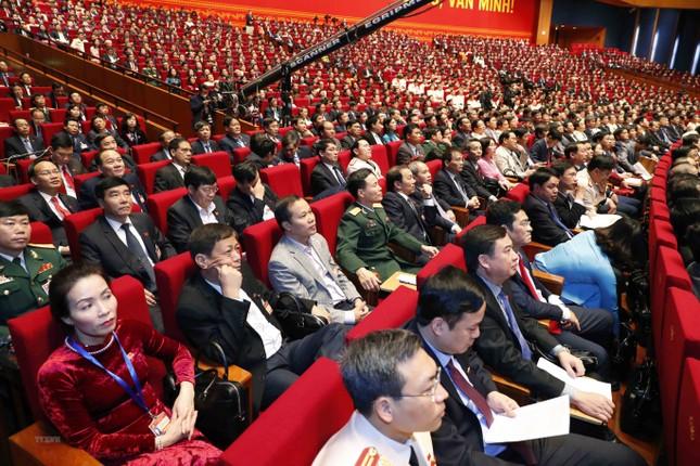 Cận cảnh phiên thảo luận các văn kiện Đại hội XIII của Đảng ảnh 22