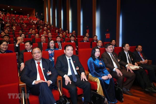 Cận cảnh phiên thảo luận các văn kiện Đại hội XIII của Đảng ảnh 26