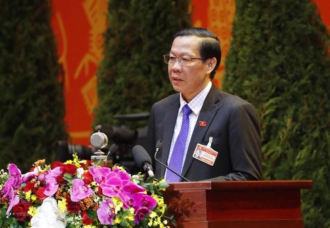Cận cảnh phiên thảo luận các văn kiện Đại hội XIII của Đảng ảnh 3