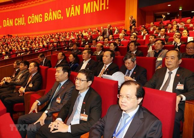 Cận cảnh phiên thảo luận các văn kiện Đại hội XIII của Đảng ảnh 8