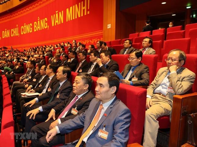 Cận cảnh phiên thảo luận các văn kiện Đại hội XIII của Đảng ảnh 9