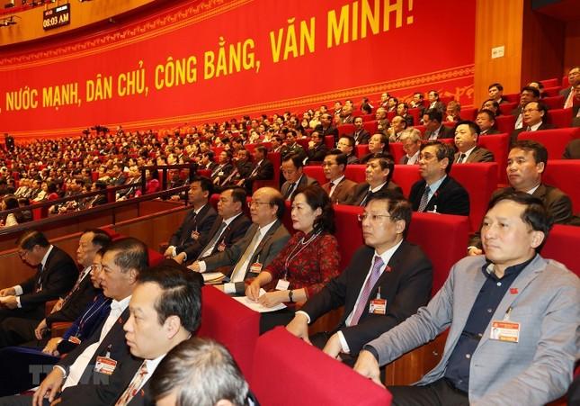 Cận cảnh phiên thảo luận các văn kiện Đại hội XIII của Đảng ảnh 11