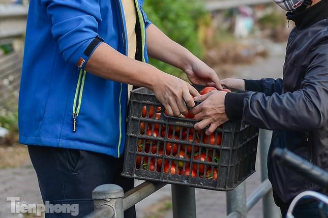 Người dân Thủ đô nườm nượp đến 'giải cứu' nông sản cho Hải Dương ảnh 12