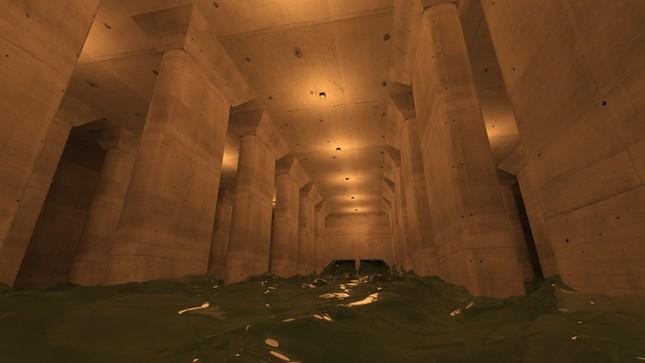 Đề xuất làm cao tốc ngầm dọc sông Tô Lịch có khả thi? ảnh 4