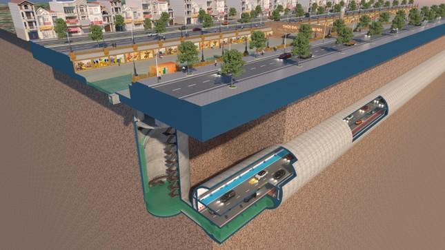 Đề xuất làm cao tốc ngầm dọc sông Tô Lịch có khả thi? ảnh 2