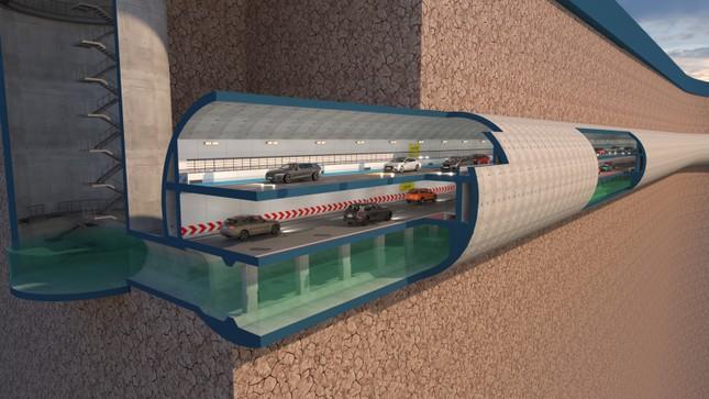 Đề xuất làm cao tốc ngầm dọc sông Tô Lịch có khả thi? ảnh 3