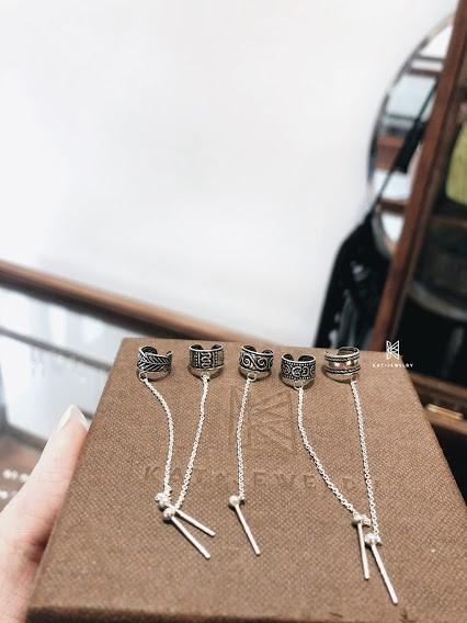 Bộ sưu tập khuyên vành tai cực chất từ Kat Jewelry ảnh 2