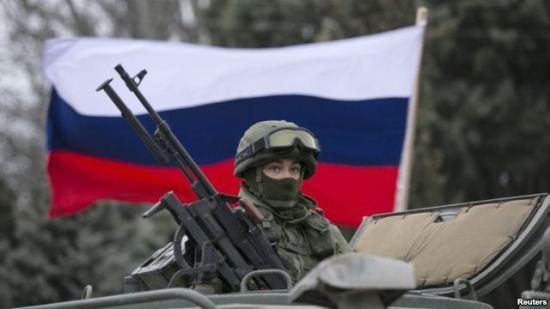 NATO tính học 'mô hình Nga' ở Crimea ảnh 1