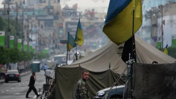 Một ngày trước cuộc bầu cử Tổng thống Ukraine ảnh 12