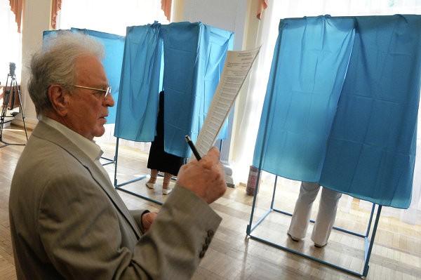 Hơn 35 triệu cử tri Ukraine bắt đầu bầu Tổng thống ảnh 10