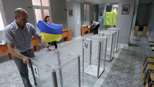 Hơn 35 triệu cử tri Ukraine bắt đầu bầu Tổng thống ảnh 8