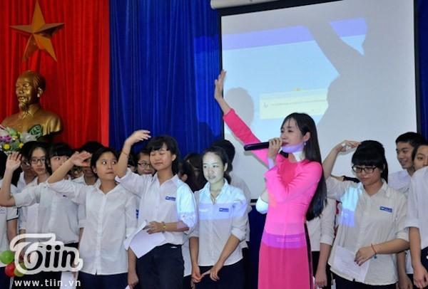 Cô giáo truyền lửa qua bài giảng về Hoàng Sa - Trường Sa ảnh 2