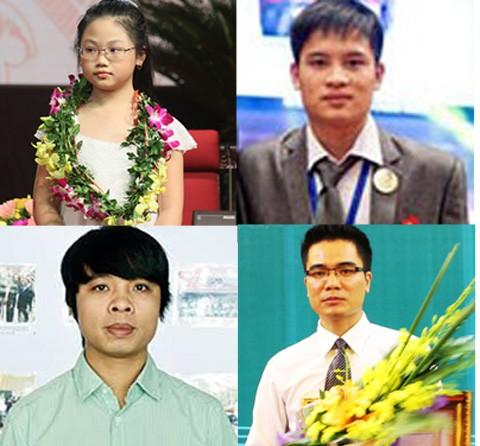 Bốn đề cử Gương mặt trẻ Việt Nam tiêu biểu 2014 giao lưu trực tuyến ảnh 1