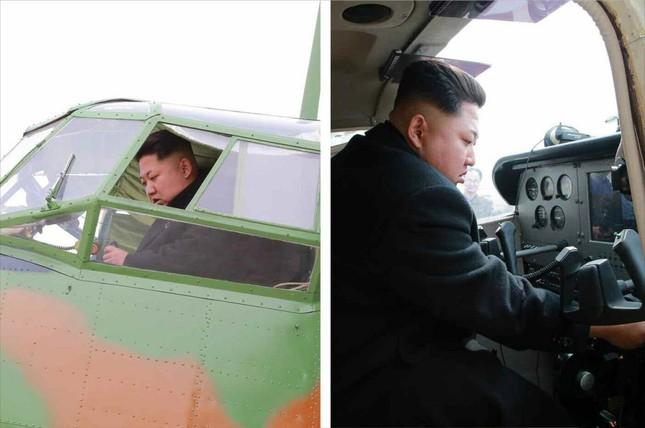 [ẢNH] Ông Kim Jong-un thử nghiệm máy bay nội địa ảnh 4