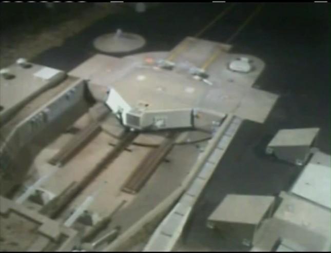 Nhìn gần siêu tên lửa đạn đạo Mỹ rời bệ phóng ảnh 2