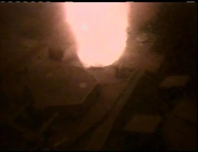 Nhìn gần siêu tên lửa đạn đạo Mỹ rời bệ phóng ảnh 5