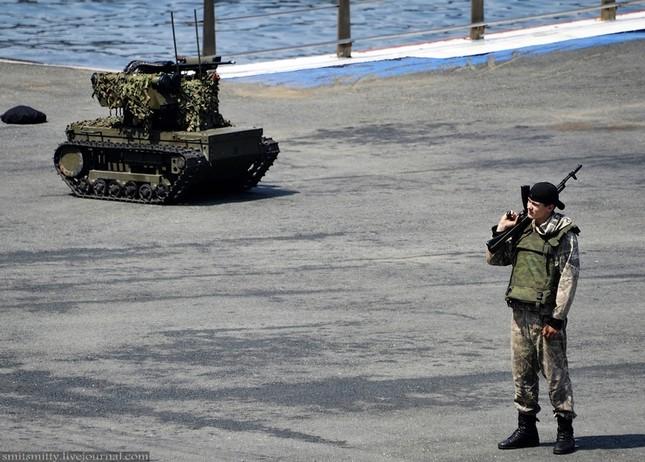 Hạm đội Thái Bình Dương tăng cường siêu robot chiến đấu ảnh 11
