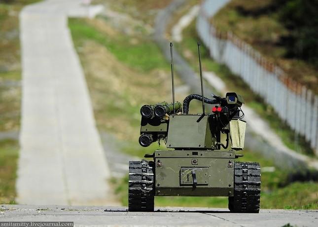 Hạm đội Thái Bình Dương tăng cường siêu robot chiến đấu ảnh 1