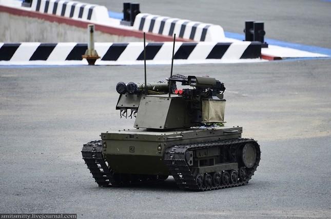 Hạm đội Thái Bình Dương tăng cường siêu robot chiến đấu ảnh 3