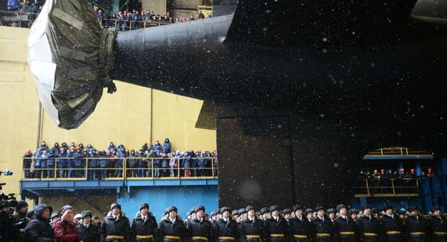 Nga hạ thủy tàu ngầm mạnh nhất Hải quân Liên bang ảnh 2