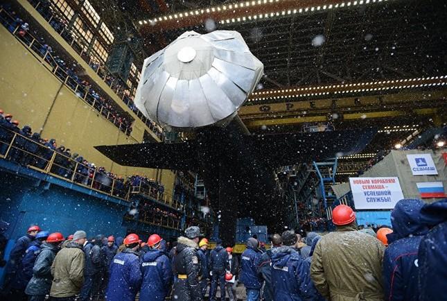 Nga hạ thủy tàu ngầm mạnh nhất Hải quân Liên bang ảnh 4